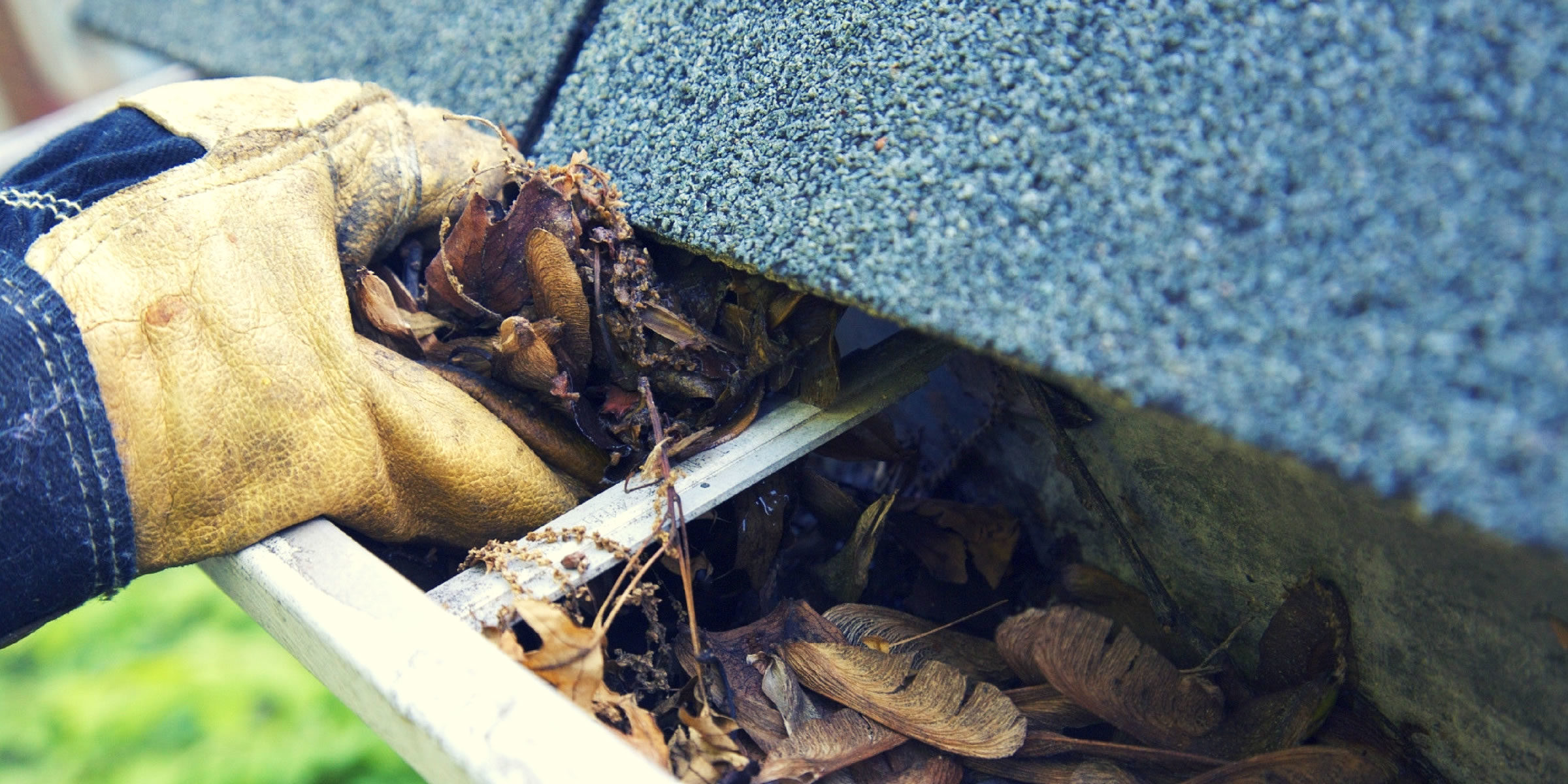 Yes You Do Actually Have To Clean Your Gutters