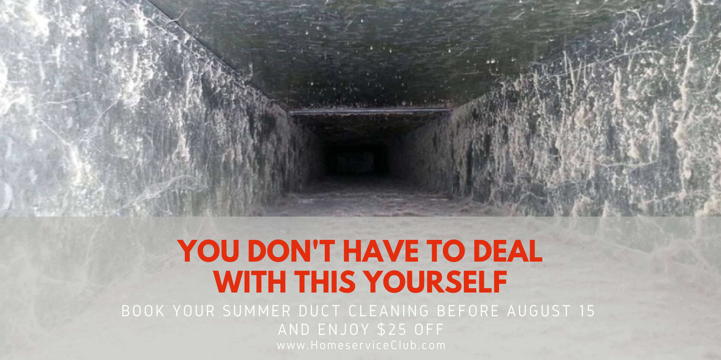 Schedule A Summer Duct Cleaning Service